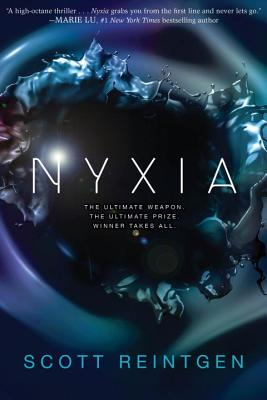 Nyxia, young adult books, book review