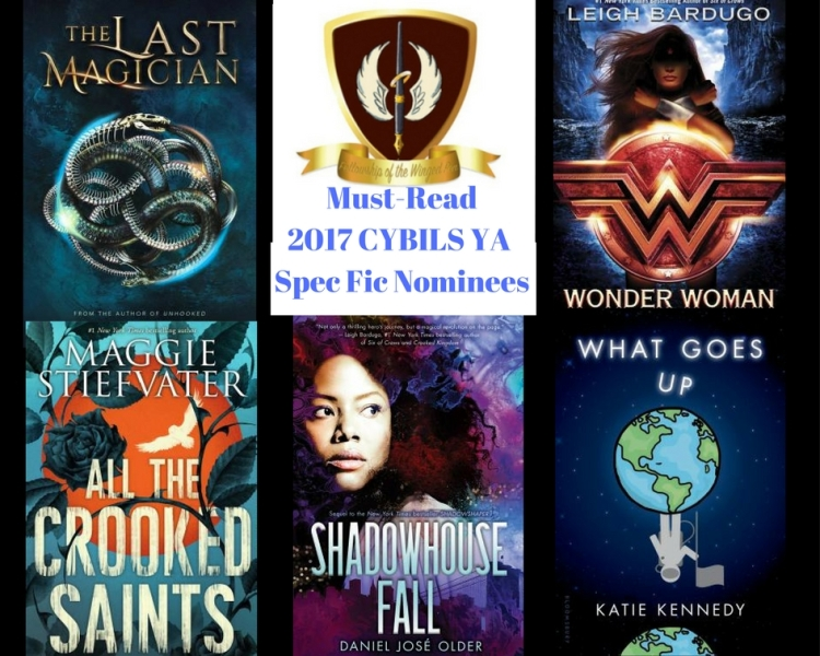 Must-reads from the 2017 CYBILS Spec Fic Nominees(2)