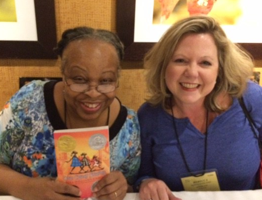 Rita Williams Garcia, One Crazy Summer, middle grade books